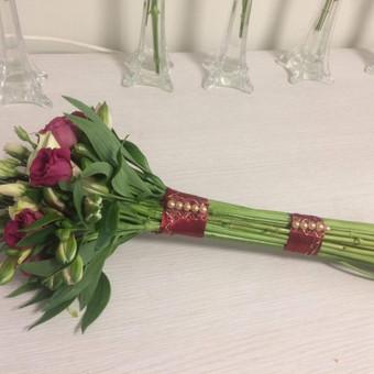 Dalios Gėlės - puokštės, kompozicijos, gėdulo vainikai / Dalia Pranskevičienė / Darbų pavyzdys ID 1001549