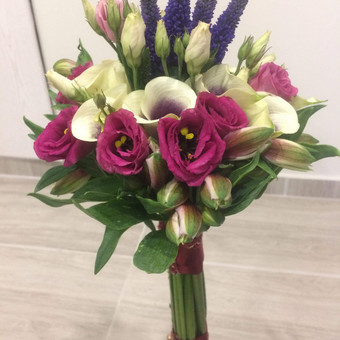 Dalios Gėlės - puokštės, kompozicijos, gėdulo vainikai / Dalia Pranskevičienė / Darbų pavyzdys ID 1001551