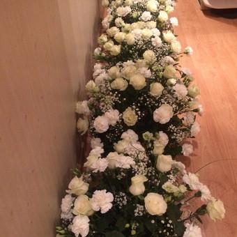 Dalios Gėlės - puokštės, kompozicijos, gėdulo vainikai / Dalia Pranskevičienė / Darbų pavyzdys ID 1001593