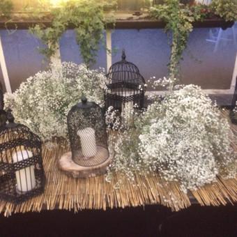 Dalios Gėlės - puokštės, kompozicijos, gėdulo vainikai / Dalia Pranskevičienė / Darbų pavyzdys ID 1001631