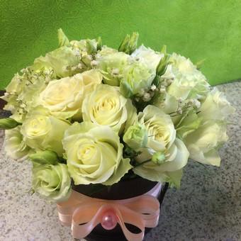 Dalios Gėlės - puokštės, kompozicijos, gėdulo vainikai / Dalia Pranskevičienė / Darbų pavyzdys ID 1001639