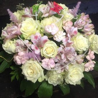 Dalios Gėlės - puokštės, kompozicijos, gėdulo vainikai / Dalia Pranskevičienė / Darbų pavyzdys ID 1001641
