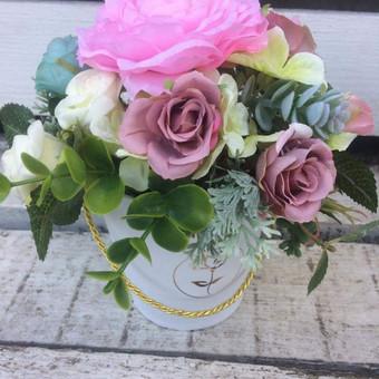 Dalios Gėlės - puokštės, kompozicijos, gėdulo vainikai / Dalia Pranskevičienė / Darbų pavyzdys ID 1001645