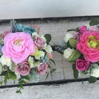 Dalios Gėlės - puokštės, kompozicijos, gėdulo vainikai / Dalia Pranskevičienė / Darbų pavyzdys ID 1001647