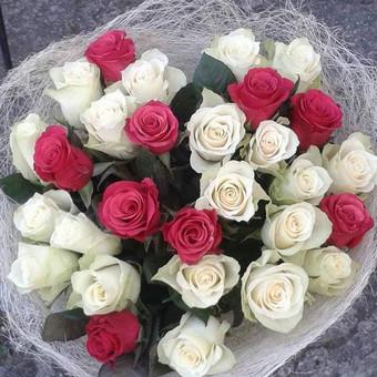 Dalios Gėlės - puokštės, kompozicijos, gėdulo vainikai / Dalia Pranskevičienė / Darbų pavyzdys ID 1001655