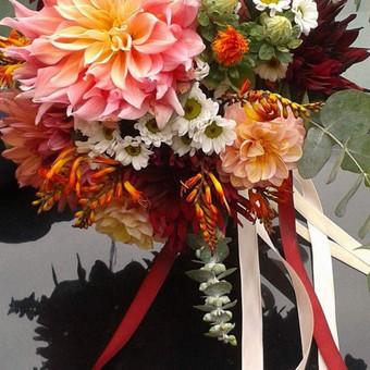 Dalios Gėlės - puokštės, kompozicijos, gėdulo vainikai / Dalia Pranskevičienė / Darbų pavyzdys ID 1001663