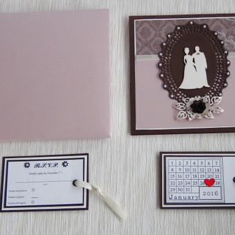 Vestuvinis kvietimas