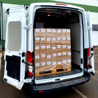 Kasdien krovinių pervežimas visoje Lietuvoje ir Europoje. / UAB Marbusas / Darbų pavyzdys ID 1004065