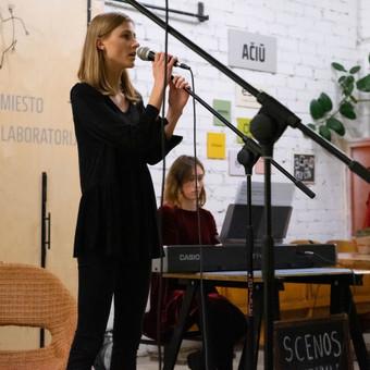 Dainavimo, pianino mokytoja Vilniuje / Ona Zubavičiūtė / Darbų pavyzdys ID 1006875
