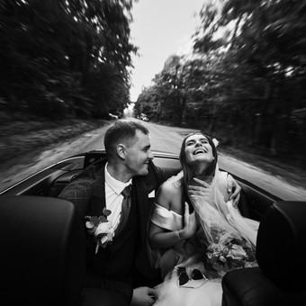 Stilinga portreto, vestuvių ir mados fotografija / Karolina Vaitonytė / Darbų pavyzdys ID 1007873