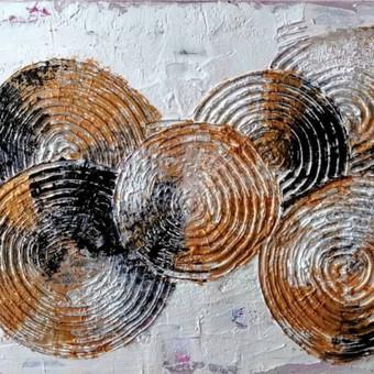 Dailininkė, tapytoja / Gintė / Darbų pavyzdys ID 1009847