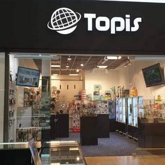 GPS žemėlapių atnaujinimas Panevėžyje, Šiauliuose / TOPIS / Darbų pavyzdys ID 1009973