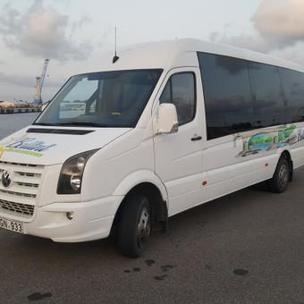 Mikroautobusų nuoma su vairuotoju / Romas Sabutis / Darbų pavyzdys ID 1010711