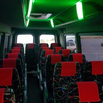 Mikroautobusų nuoma su vairuotoju / Romas Sabutis / Darbų pavyzdys ID 1010739