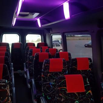 Mikroautobusų nuoma su vairuotoju / Romas Sabutis / Darbų pavyzdys ID 1010741