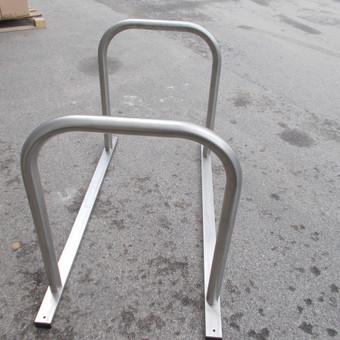 dviračių stovai