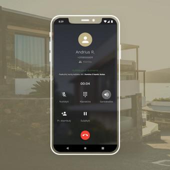 Android, iOS mobiliųjų aplikacijų kūrimas / AppStart / Darbų pavyzdys ID 1013003