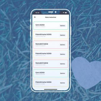 Android, iOS mobiliųjų aplikacijų kūrimas / AppStart / Darbų pavyzdys ID 1013087