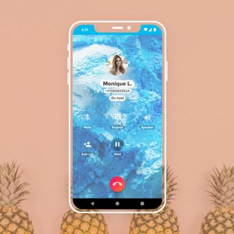 Android, iOS mobiliųjų aplikacijų kūrimas / AppStart / Darbų pavyzdys ID 1013105