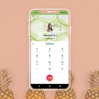 Android, iOS mobiliųjų aplikacijų kūrimas / AppStart / Darbų pavyzdys ID 1013111