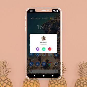 Android, iOS mobiliųjų aplikacijų kūrimas / AppStart / Darbų pavyzdys ID 1013113
