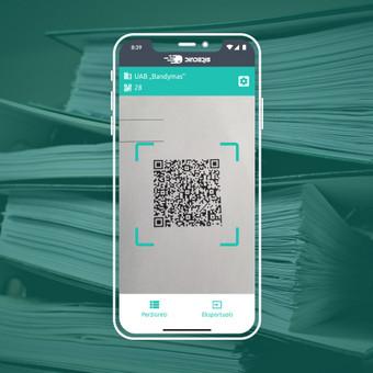 Android, iOS mobiliųjų aplikacijų kūrimas / AppStart / Darbų pavyzdys ID 1013115