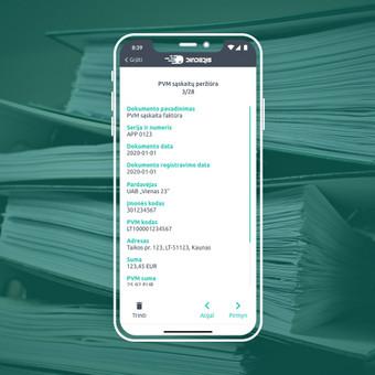 Android, iOS mobiliųjų aplikacijų kūrimas / AppStart / Darbų pavyzdys ID 1013123