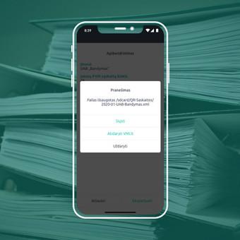 Android, iOS mobiliųjų aplikacijų kūrimas / AppStart / Darbų pavyzdys ID 1013127