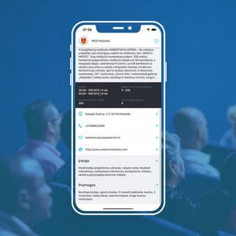 Android, iOS mobiliųjų aplikacijų kūrimas / AppStart / Darbų pavyzdys ID 1013175
