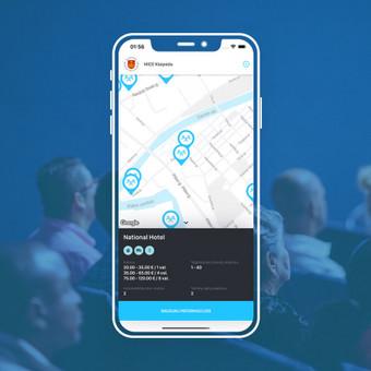 Android, iOS mobiliųjų aplikacijų kūrimas / AppStart / Darbų pavyzdys ID 1013177