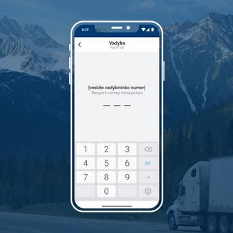 Android, iOS mobiliųjų aplikacijų kūrimas / AppStart / Darbų pavyzdys ID 1013181