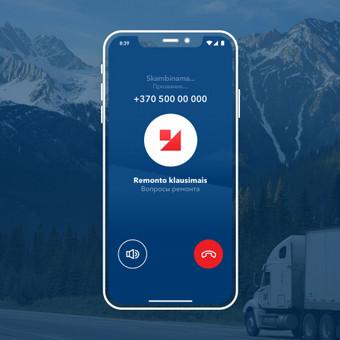 Android, iOS mobiliųjų aplikacijų kūrimas / AppStart / Darbų pavyzdys ID 1013183
