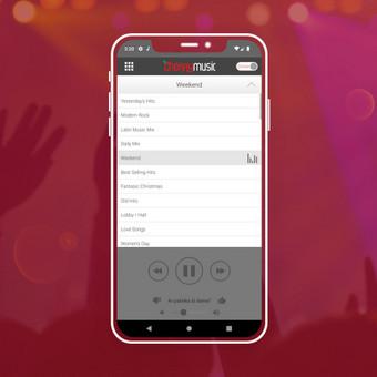 Android, iOS mobiliųjų aplikacijų kūrimas / AppStart / Darbų pavyzdys ID 1013195