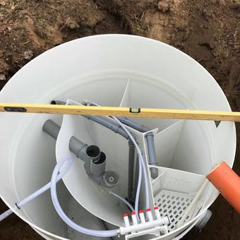 Tvenkinių prudu kasimas. August ir ko nuotekų įrenginiai / Uab Urbkasa / Darbų pavyzdys ID 1013303
