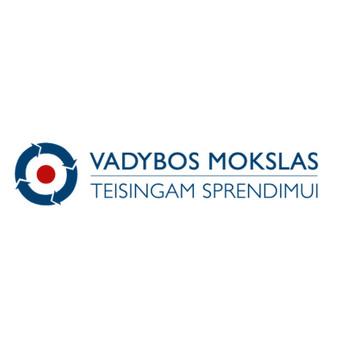 Klaipėdos Universiteto Vadybos katedros logotipas
