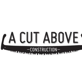 Logotipas įmonei užsiimančiai statybomis ir renovacija.