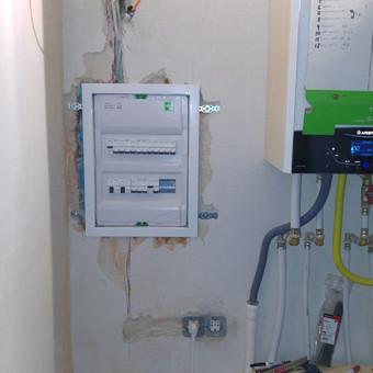 Elektros darbai, varžų matavimai, apsaugos / video sistemos / Artūras / Darbų pavyzdys ID 1019055