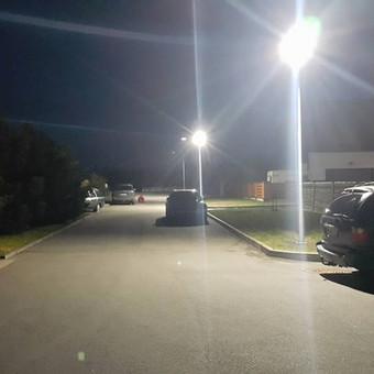 Gatvių apšvietimas, LED apšvietimo sistemų pasiūla.