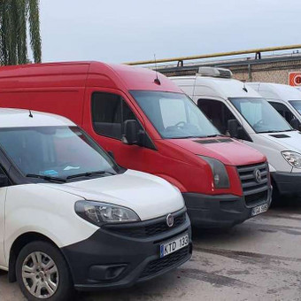 Krovinių pervežimas Kaune ir Vilniuje  - nuo 13 €/val / Transerdvė / Darbų pavyzdys ID 1022377