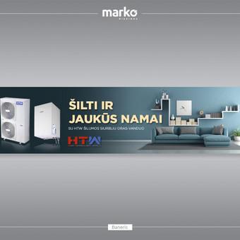 DIZAINO IR REKLAMOS SPRENDIMAI / UAB Marko dizainas / Darbų pavyzdys ID 1022499