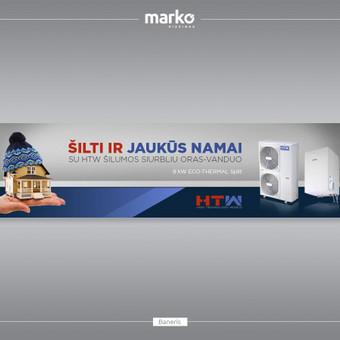 DIZAINO IR REKLAMOS SPRENDIMAI / UAB Marko dizainas / Darbų pavyzdys ID 1022501