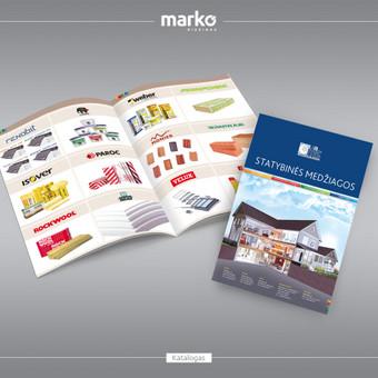 DIZAINO IR REKLAMOS SPRENDIMAI / UAB Marko dizainas / Darbų pavyzdys ID 1022507