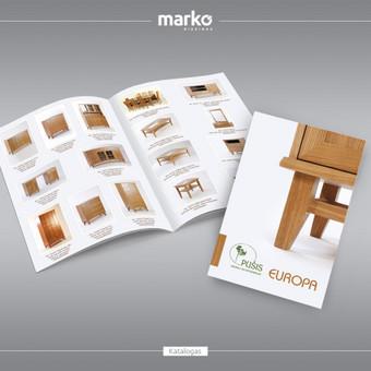 DIZAINO IR REKLAMOS SPRENDIMAI / UAB Marko dizainas / Darbų pavyzdys ID 1022511