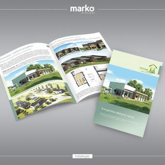 DIZAINO IR REKLAMOS SPRENDIMAI / UAB Marko dizainas / Darbų pavyzdys ID 1022513