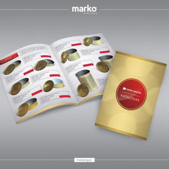 DIZAINO IR REKLAMOS SPRENDIMAI / UAB Marko dizainas / Darbų pavyzdys ID 1022517