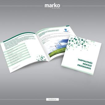 DIZAINO IR REKLAMOS SPRENDIMAI / UAB Marko dizainas / Darbų pavyzdys ID 1022519