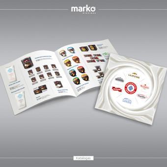 DIZAINO IR REKLAMOS SPRENDIMAI / UAB Marko dizainas / Darbų pavyzdys ID 1022523