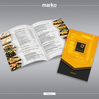 DIZAINO IR REKLAMOS SPRENDIMAI / UAB Marko dizainas / Darbų pavyzdys ID 1022525