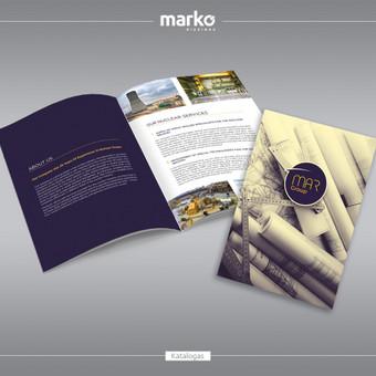 DIZAINO IR REKLAMOS SPRENDIMAI / UAB Marko dizainas / Darbų pavyzdys ID 1022527