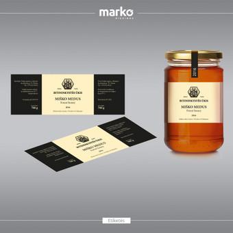 DIZAINO IR REKLAMOS SPRENDIMAI / UAB Marko dizainas / Darbų pavyzdys ID 1022539